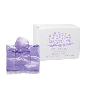 Lavender Nappy Bags