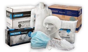 Disposable Apparel and PPE
